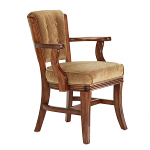 Darafeev 960 Club Chair Solid Maple Wood