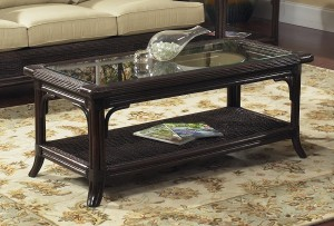 Classic Rattan Windsor Coffee Table