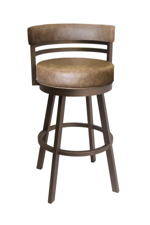 "Tempo Callee Ambridge 26"" Swivel Bar Stool"
