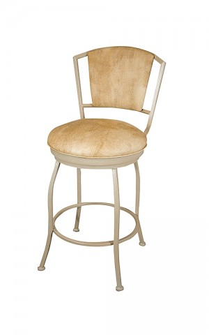 "Wesley Allen Boise 26"" Swivel Bar Stool"