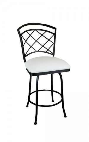 "Wesley Allen Boston 26"" Swivel Bar Stool"
