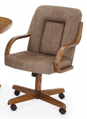 Douglas Furniture Lizzie Swivel Tilt Roller Chair