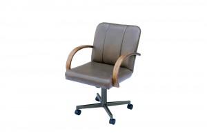 Douglas Furniture Swivel Tilt Caster Chair DG01 Set of 2