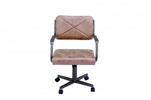 Douglas Furniture Swivel Tilt Caster Chair DG03 Set of 2