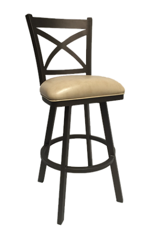 "Tempo Callee Edison 26"" Swivel Bar Stool"