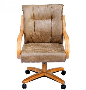 Chromcraft C179-936 Swivel Tilt Caster Chairs