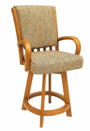 Chromcraft C177-388 30 Swivel Barstool