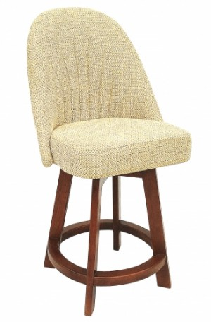 Chromcraft C128-388 30 Swivel  Barstool