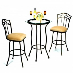 Tempo Like Burlington Counter Height Berkeley Pub Set by Callee
