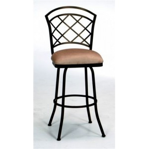 Tempo Like Bradley 26 Baldwin Swivel Bar Stool by Callee