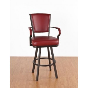 "Tempo Like Laguna 26"" Swivel Bar Stool by Callee Furniture"