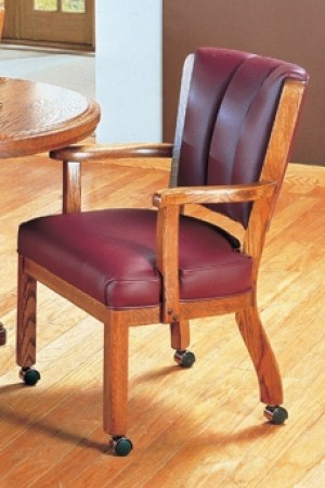 I.M. David 1109 Caster Dining Chair Custom Made