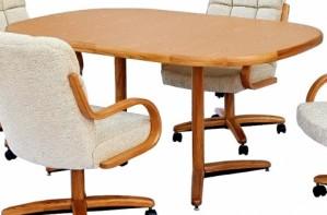 Chromcraft Furniture T324-456 Laminate Dinette Table