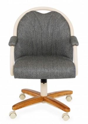 Chromcraft C189-935 Swivel Tilt Caster Chairs