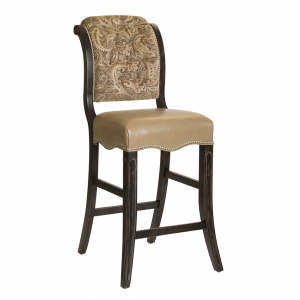"Darafeev Madrid 30"" Bar Stool"