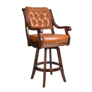 "Darafeev Ponce De Leon Swivel 34"" Bar Stool"