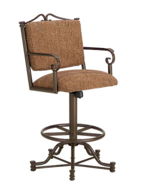 "Tempo Callee Salima 26"" Swivel Bar Stool"