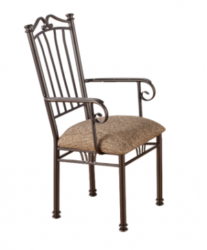 Tempo Callee Sunset Dining Arm Chair