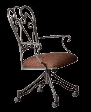 Callee Valencia Swivel Tilt Caster Dining Chair