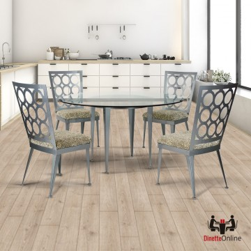 Johnston Casuals Domino Dining Set