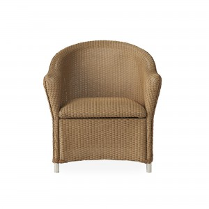 Lloyd Flanders Reflections Lounge Chair with Padded Seat