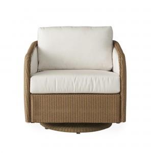 Lloyd Flanders Visions Swivel Glider Lounge Chair