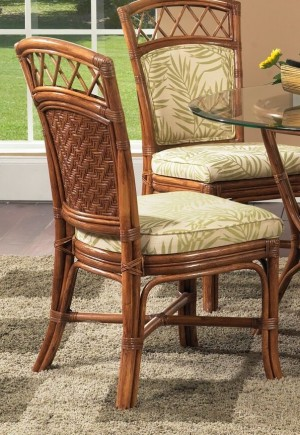 Classic Rattan St Croix Dining Chair