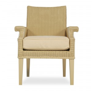 Lloyd Flanders Hamptons Dining Arm Chair