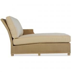 Lloyd Flanders Hamptons Left Arm Chaise