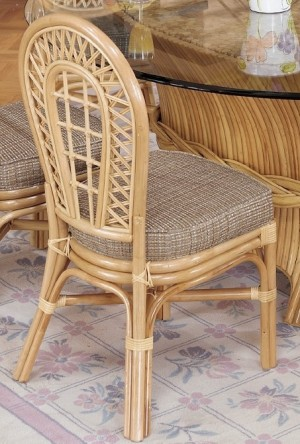 Classic Rattan Caliente Side Chair