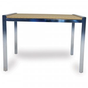 """Lloyd Flanders Elements 42"""" Square Dining Table"""