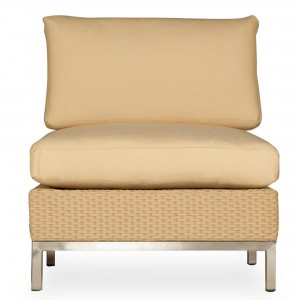 Lloyd Flanders Elements Armless Lounge Chair