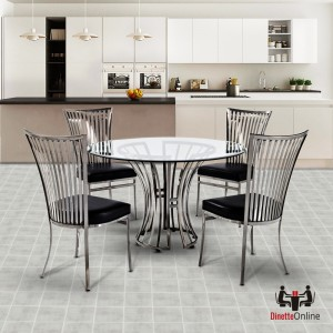 Johnston Casuals Genesis Dining Set