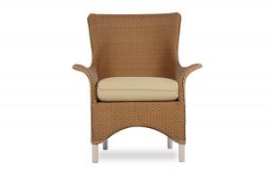 Lloyd Flanders Mandalay Dining Arm Chair