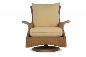 Lloyd Flanders Mandalay Swivel Rocker Lounge Chair