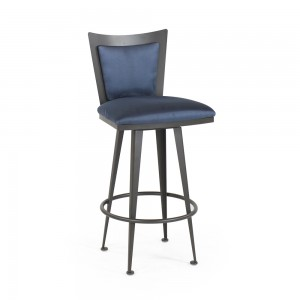"Johnston Casuals Excalibur II 26"" Swivel Bar Stool 3029-26"
