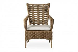 Lloyd Flanders Magnolia Dining Arm Chair