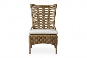 Lloyd Flanders Magnolia Armless Dining Chair