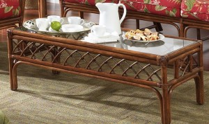 Classic Rattan Grand Isle Coffee Table