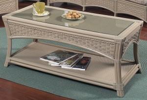 Classic Rattan Riviera Coffee Table