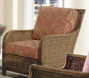 Classic Rattan Callaway Lounge Chair
