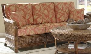Classic Rattan Callaway Sofa