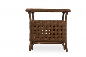 """Lloyd Flanders Haven 24"""" Square End Table"""