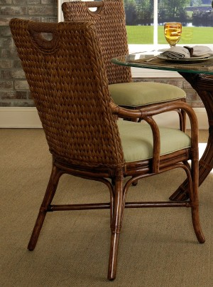 Classic Rattan Callaway Arm Chair
