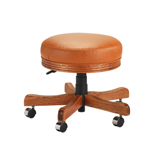 Darafeev 438 Backless Game Chair Vanity Stool