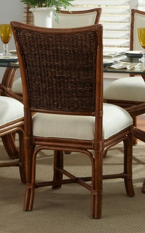 Classic Rattan Raffles Side Chair