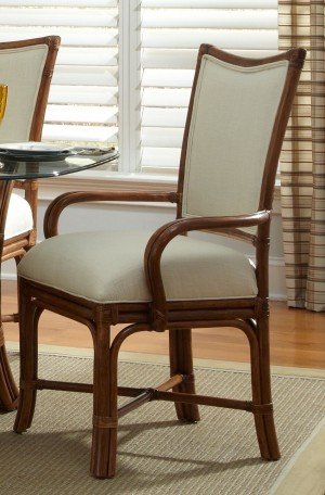 Classic Rattan Raffles Arm Chair