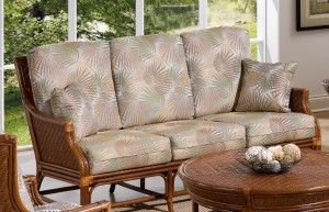 Classic Rattan Edgewater Sofa
