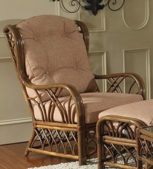 Classic Rattan Orchard Park Hi Back Lounge Chair