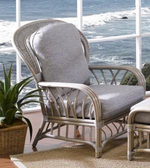 Classic Rattan Oceanview Hi Back Lounge Chair